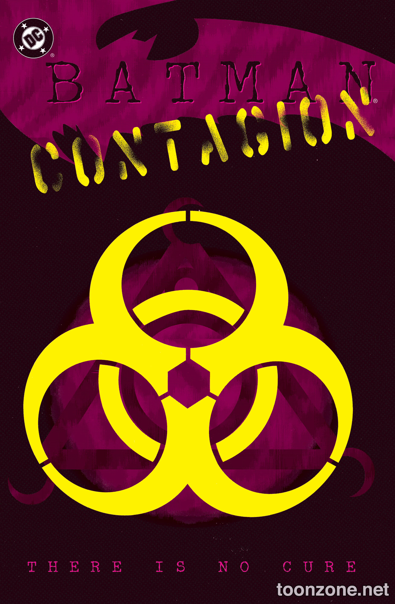 BATMAN: CONTAGION TP