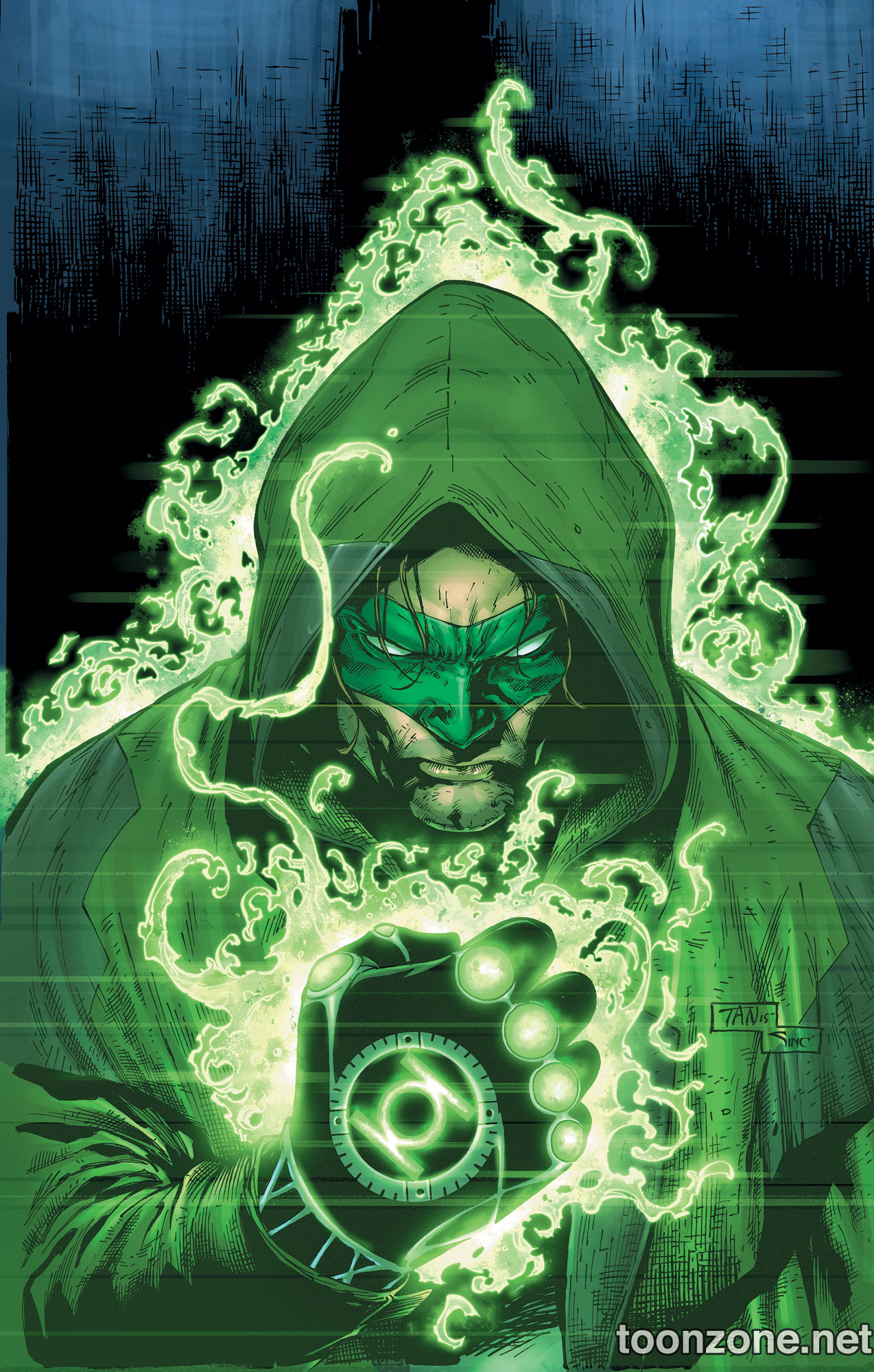 GREEN LANTERN VOL. 7: RENEGADE HC