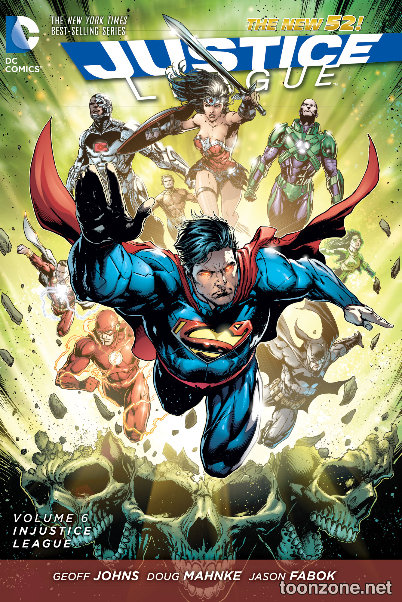 JUSTICE LEAGUE VOL. 6: INJUSTICE LEAGUE TP