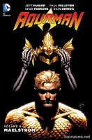AQUAMAN VOL. 6: MAELSTROM TP