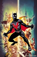 BATMAN BEYOND VOL. 1: BRAVE NEW WORLDS TP