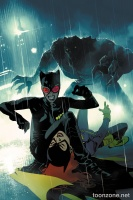 CATWOMAN #49