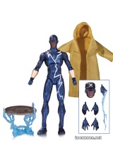 DC COMICS ICONS STATIC SHOCK DELUXE ACTION FIGURE