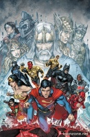 INJUSTICE: GODS AMONG US YEAR FOUR VOL. 1 HC