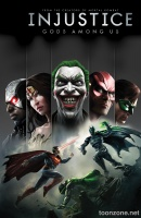 INJUSTICE: GODS AMONG US YEAR ONE – THE COMPLETE COLLECTION TP