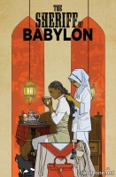 SHERIFF OF BABYLON #3