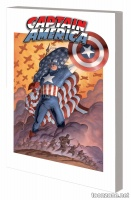 CAPTAIN AMERICA: MARVEL KNIGHTS VOL. 1 TPB