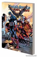 CAPTAIN AMERICA & THE FALCON BY CHRISTOPHER PRIEST: THE COMPLETE COLLECTION TPB