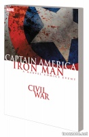 CIVIL WAR: CAPTAIN AMERICA/IRON MAN TPB