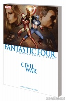 CIVIL WAR: FANTASTIC FOUR TPB (NEW PRINTING)
