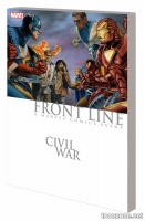 CIVIL WAR: FRONT LINE TPB