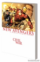 CIVIL WAR: NEW AVENGERS TPB