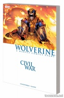 CIVIL WAR: WOLVERINE TPB (NEW PRINTING)