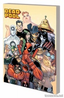 DEADPOOL CLASSIC VOL. 15: ALL THE REST TPB
