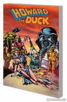 HOWARD THE DUCK: THE COMPLETE COLLECTION VOL. 2 TPB