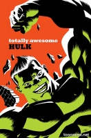 THE TOTALLY AWESOME HULK #3 (Michael Cho Variant)