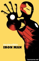 INVINCIBLE IRON MAN #6 (Michael Cho Variant)