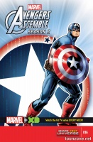 MARVEL UNIVERSE AVENGERS ASSEMBLE SEASON TWO #16