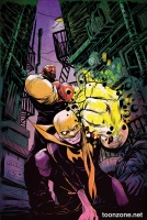 POWER MAN AND IRON FIST #1