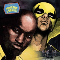 POWER MAN AND IRON FIST #1 (Hip-Hop Variant)