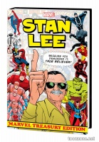 STAN LEE: MARVEL TREASURY EDITION SLIPCASE HC