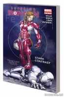 SUPERIOR IRON MAN VOL. 2: STARK CONTRAST TPB