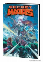 SECRET WARS: LAST DAYS OF THE MARVEL UNIVERSE HC