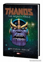 THANOS: THE INFINITY FINALE OGN-HC