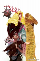 WEIRDWORLD #3