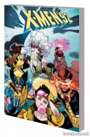 X-MEN '92 VOL. 0: WARZONES! TPB