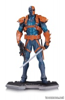 DC COMICS ICONS DEATHSTROKE STATUE