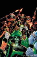 GREEN LANTERN CORPS: THE LOST ARMY TP
