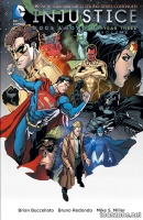 INJUSTICE: GODS AMONG US YEAR THREE VOL. 2 TP
