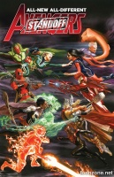 ALL-NEW, ALL-DIFFERENT AVENGERS #7