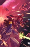GUARDIANS OF THE GALAXY #6