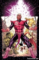 THE INFINITY ENTITY #1 (of 4)