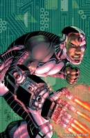 CYBORG #10 (Variant Cover)