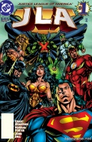 DC COMICS ESSENTIALS: JLA #1