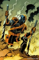 DEATHSTROKE #17 (Variant Cover)