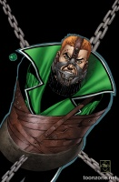 GREEN LANTERN CORPS: EDGE OF OBLIVION #4