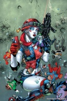 HARLEY QUINN AND THE SUICIDE SQUAD APRIL FOOL'S SPECIAL #1