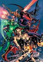 JUSTICE LEAGUE OF AMERICA #10