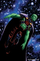 MARTIAN MANHUNTER #11 (Variant Cover)