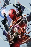 RED HOOD/ARSENAL #11