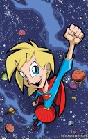 SUPERGIRL: COSMIC ADVENTURES IN THE EIGHTH GRADE TP NEW EDITION