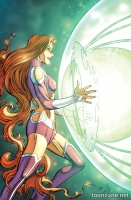 STARFIRE #11 (Variant Cover)