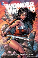 WONDER WOMAN VOL. 7: WAR-TORN TP