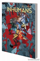 ALL-NEW INHUMANS VOL. 1: GLOBAL OUTREACH TPB