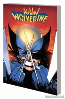 ALL-NEW WOLVERINE VOL. 1: THE FOUR SISTERS TPB