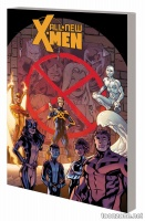 ALL-NEW X-MEN: INEVITABLE VOL. 1 - GHOSTS OF CLYCLOPS TPB